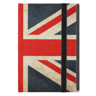 Vintage Grunge Union Jack UK FLAG iPad Mini Case