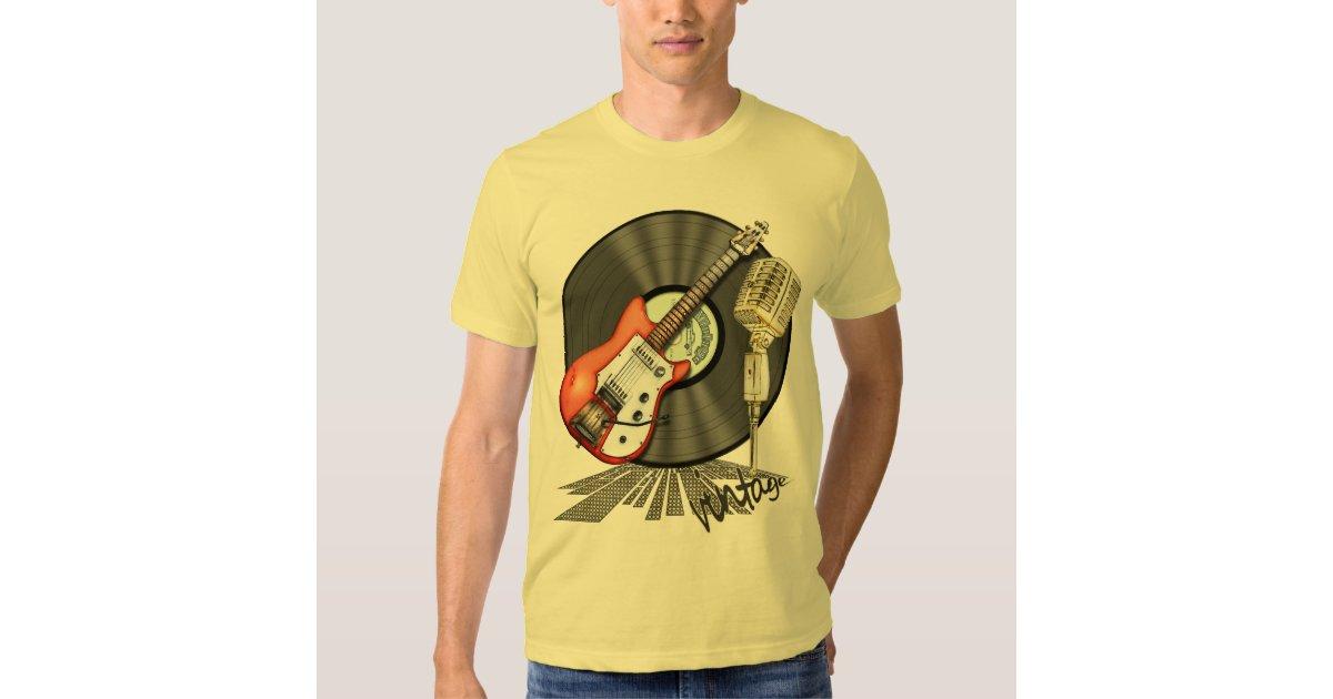 Microphone T Shirt Designs