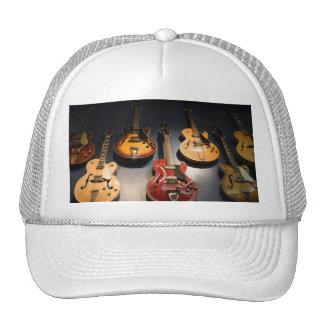 Vintage Guitars Trucker Hat