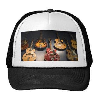 Vintage Guitars Hat