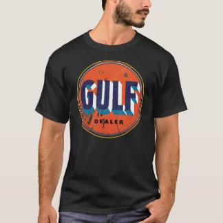Vintage Gulf Dealer sign T-Shirt