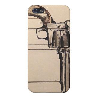 Vintage Gun iPhone 5 Case