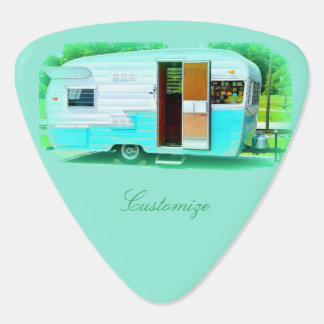 Vintage gypsy trailer Thunder_Cove On caravan Plectrum