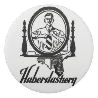 vintage-Haberdashery Shop-advertisement Eraser