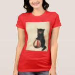 Vintage HALLOWEEN Black Cat