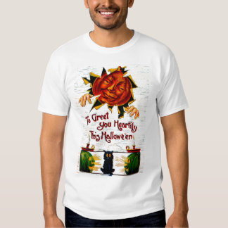 Vintage Halloween JOL in Your Chest Costume Party Tees