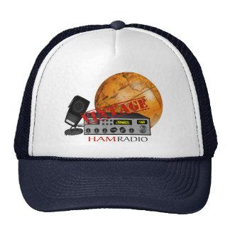 Vintage Ham (Radio) Hats