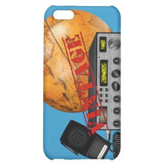 Vintage Ham (radio) iPhone 5C Cover