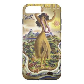 Vintage Hawaii 2 iPhone 8 Plus/7 Plus Case