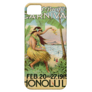vintage hawaii iphone case