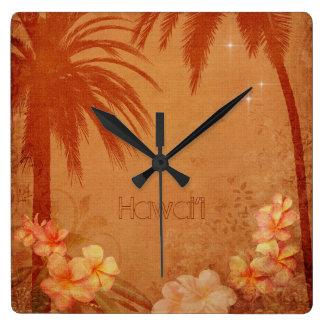 Vintage Hawaiian Clock