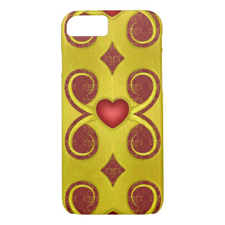 Vintage Heart iPhone 8/7 Case