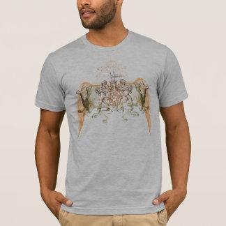 Vintage Heraldry King V1 T-Shirt