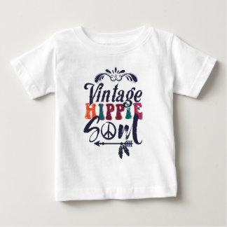 Vintage Hippie Soul Baby T-Shirt
