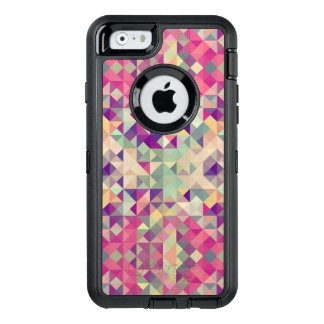 Vintage Hipsters Geometric Pattern. OtterBox iPhone 6/6s Case