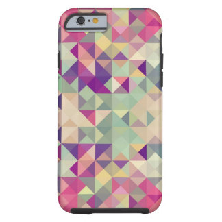 Vintage Hipsters Geometric Pattern. Tough iPhone 6 Case