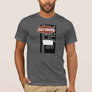 Vintage Hollywood of Rockford T-Shirt