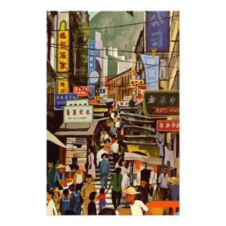 Vintage Hong Kong Stationery