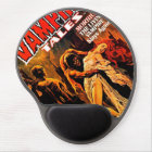 Vintage Horror Comic Mousepad