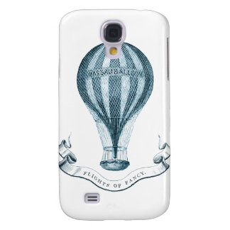 Vintage Hot Air Balloon Galaxy S4 Cases