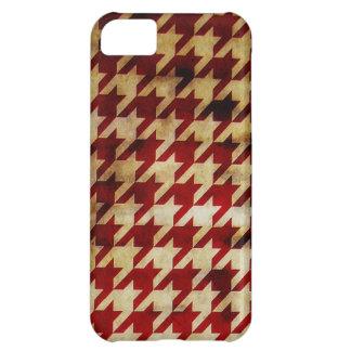 Vintage Houndstooth iPhone 5C Case