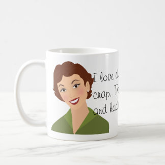 Vintage Housewife Funny Mug