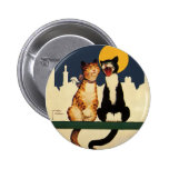 Vintage Humour Funny Silly Animals, Cats Singing