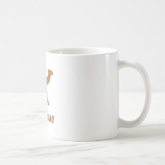 VINTAGE HUMP DAY CAMEL COFFEE MUG