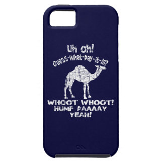 Vintage Hump Day Camel Guess What Day It Is iPhone 5 Cover