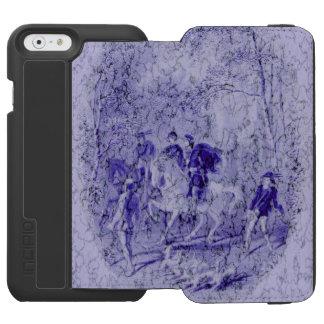 Vintage hunt incipio watson™ iPhone 6 wallet case