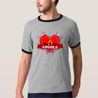 Vintage I Love Angola T-Shirt