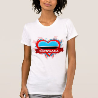 Vintage I Love Botswana T-Shirt