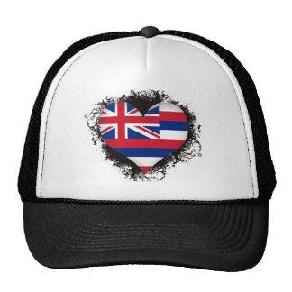 Vintage I Love Hawaii Hat