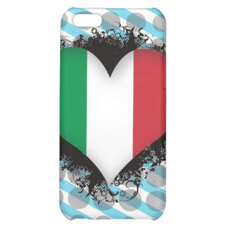 Vintage I Love Italy iPhone 5C Cover
