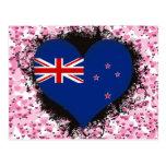 Vintage I Love New Zealand