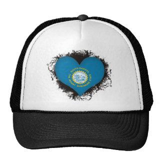 Vintage I Love South Dakota Trucker Hat