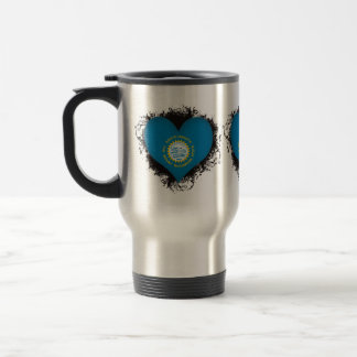 Vintage I Love South Dakota Coffee Mugs