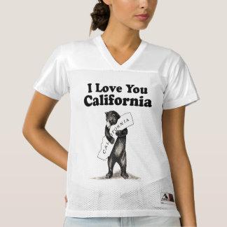 Vintage I Love You California Bear