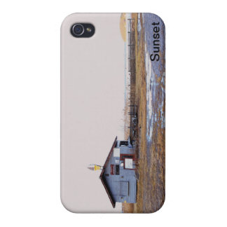 Vintage Ice Cream Shack Case For The iPhone 4