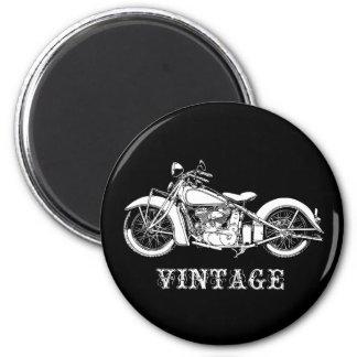 Vintage II 6 Cm Round Magnet