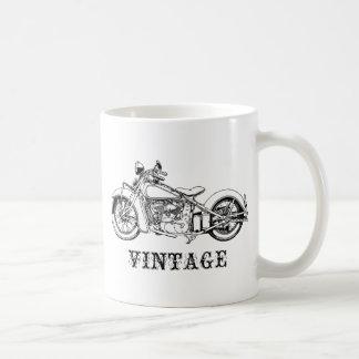 Vintage II Basic White Mug