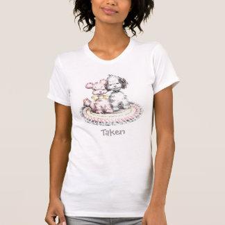 Vintage I'm Taken T-shirt