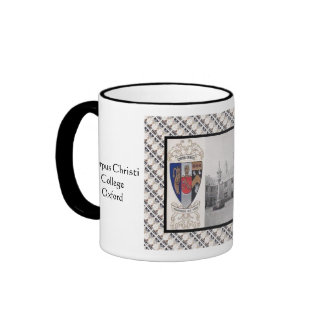 Vintage image, Corpus Christi College, Oxford Coffee Mugs