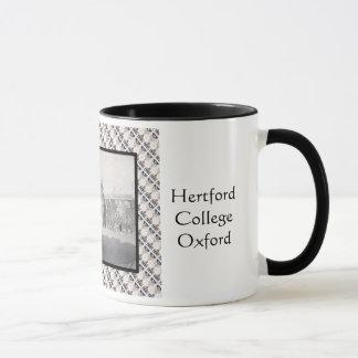 Vintage image, Hertford College, Oxford Mug