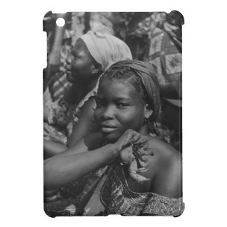 Vintage image, Lady from Togo iPad Mini Cases