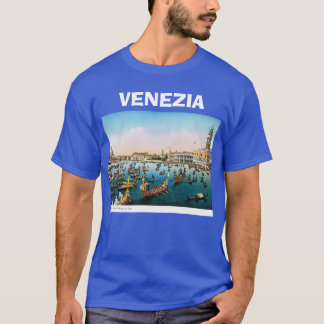 Vintage image of Venice, Italy, 1910 T-Shirt