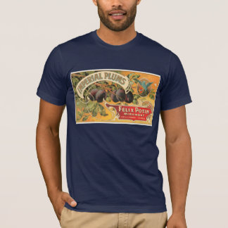 Vintage Imperial Plums Lable T-Shirt