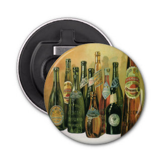 Vintage Imported Beer Bottles, Alcohol, Beverages Bottle Opener