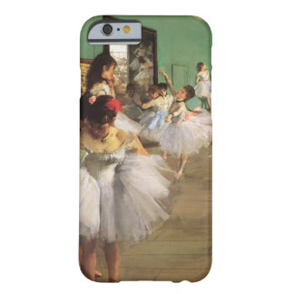 Vintage Impressionism Ballet Dance Class by Degas Barely There iPhone 6 Case