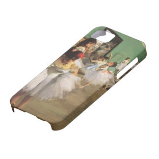 Vintage Impressionism Ballet Dance Class by Degas Case For The iPhone 5